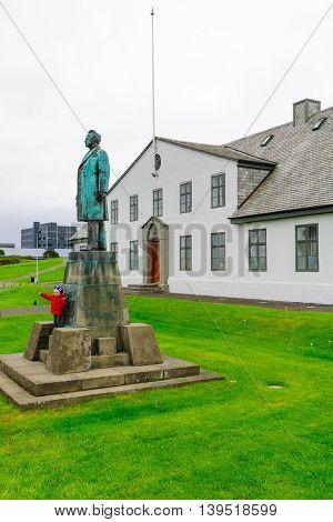 Prime Minister Office,  Reykjavik