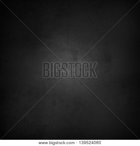 Dark blank black concrete background