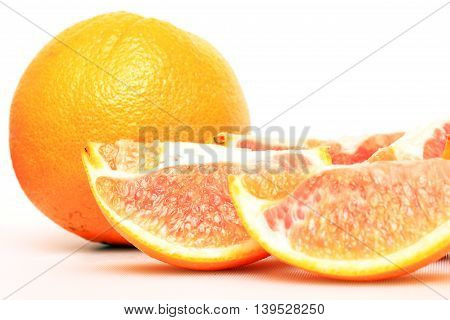 Orange is well known for natural source of vitamin C