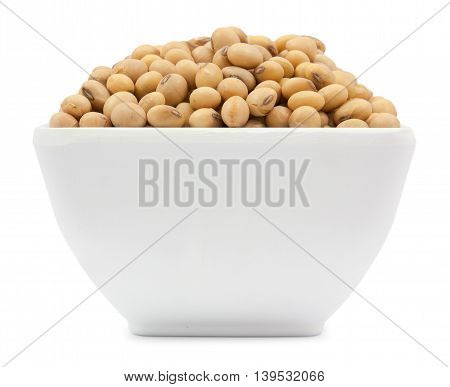 Dried Soybean On Cup
