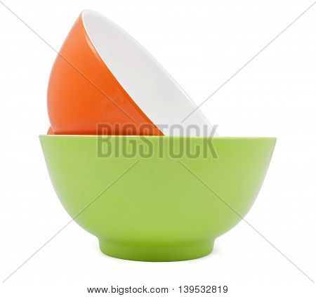 Bowl Of Various Color