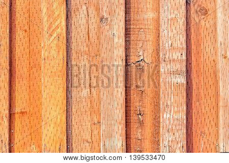 Background of wooden board texture with scratched mark.