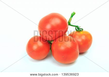 Group Of Small Tomato