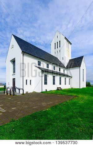 The Skalholt Cathedral