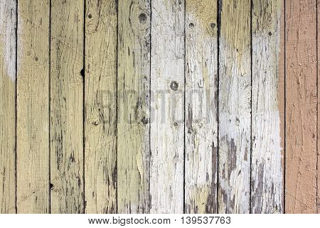 Wood material abstract background for vintage wallpaper. The space may be used for your ideas.