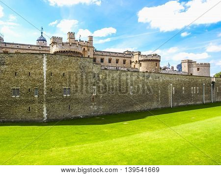 Tower Of London Hdr