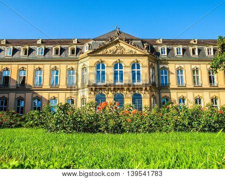 Neues Schloss (new Castle), Stuttgart Hdr
