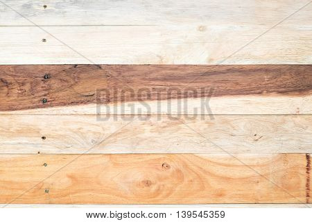 close up tropical wooden plank texture background.
