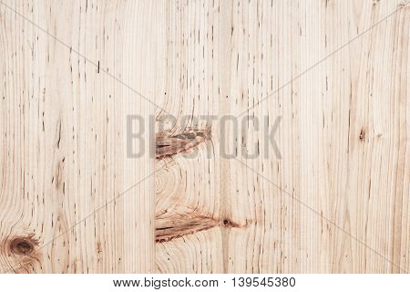 close up Plain beidge wood texture background.