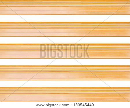Plastic Plank Wood Texture On White Background