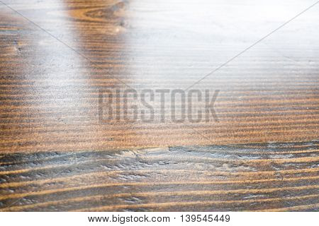 close up Perspective dard brown hardwood texture background.