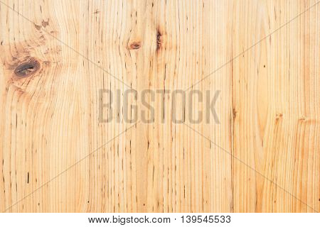 close up Plain beige wood texture background.