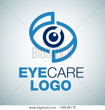 eye care  12 logo concept designed in a simple way so it can be use for multiple proposes like logo ,marks ,symbols or icons.