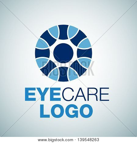 eye care  6 logo concept designed in a simple way so it can be use for multiple proposes like logo ,marks ,symbols or icons.