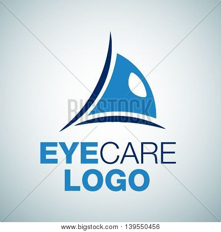 eye care 3 logo concept designed in a simple way so it can be use for multiple proposes like logo ,marks ,symbols or icons.