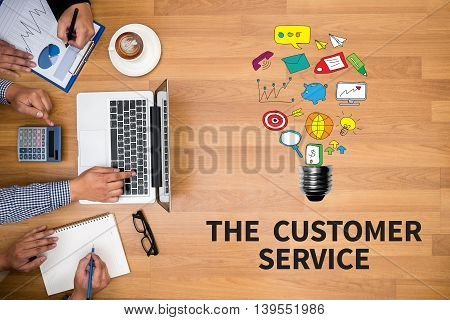 The Customer Service (target Market Support Assistance)