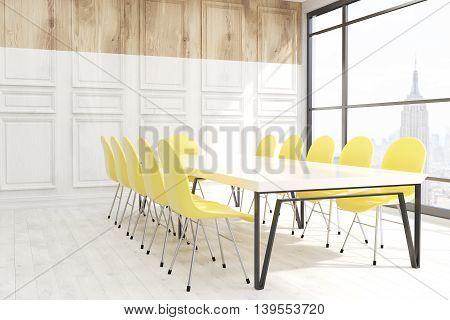 Modern New York Meeting Room