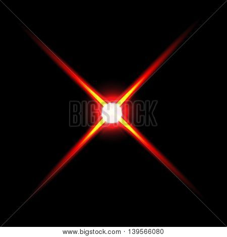 Abstract optical lens flare glare lights super high resolution. Lighting effects of flash.