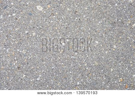 Asphalt road texture background with Copy Space for Text Decorated.