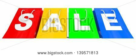 Shopping Bags. Sale