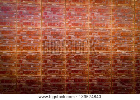 tile wall background. can use for background
