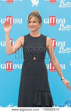 Actress Jennifer Aniston