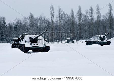 Russian  Tanks