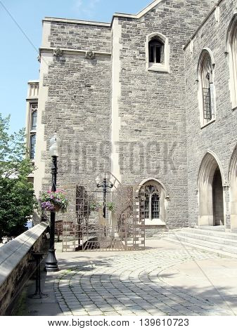 Hart House of the University of Toronto in Toronto Ontario Canada