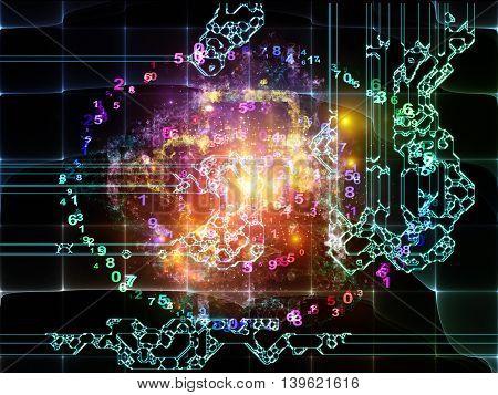 Lights Of Integers