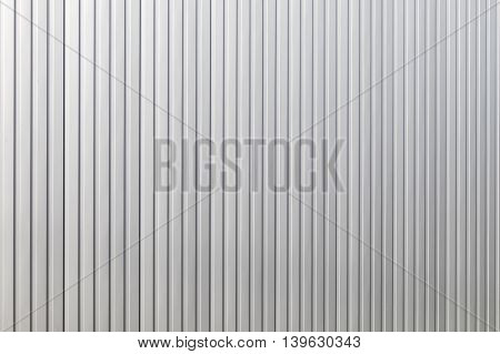 A rusty corrugated iron metal texture. can use for background