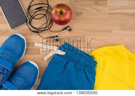 Sneakers and sport equipment Sneakers and sport equipment