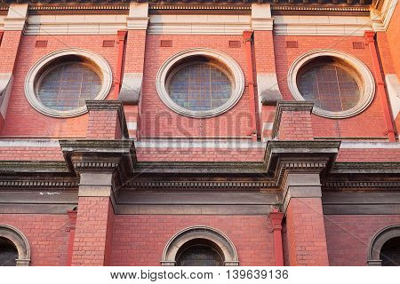 Red Brick Church Melbourne