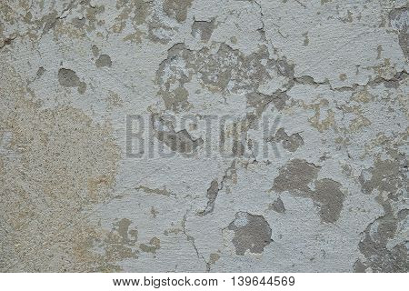 Cement Material In Retro Pattern For Architectural Decoration
