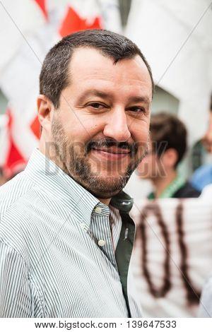 Protest Against President Erdogan In Milan, Italy