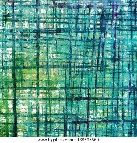 Art grunge background, vintage style textured frame. With different color patterns: gray; green; blue; cyan; white