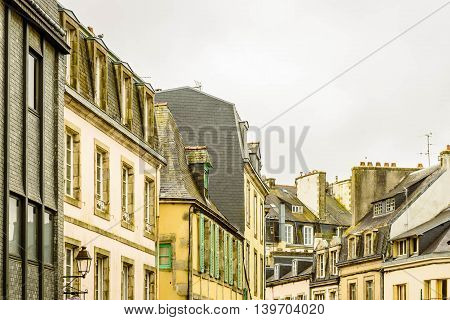 Quimper, the old town, Finistere, Brittany, France