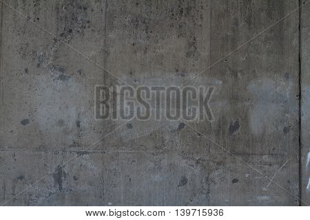 a concrete retaining wall grunge texture map