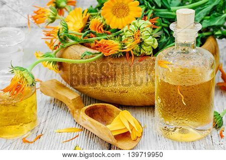 Tincture Of Calendula
