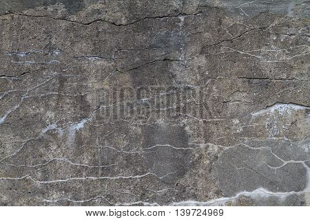 cracked cement retaining wall grunge texture map