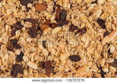 Breakfast Cereals Background
