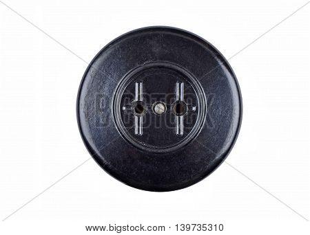 Vintage Power Socket