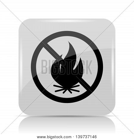 Fire Forbidden Icon