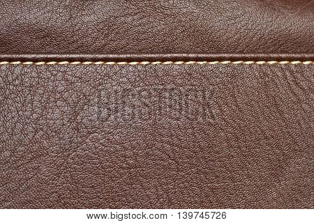 Leather texture, brown luxury background, brown texture