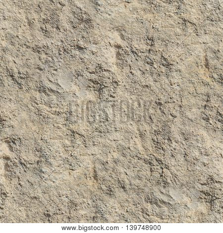 Dry clay soil texture, can be repeated without seams.