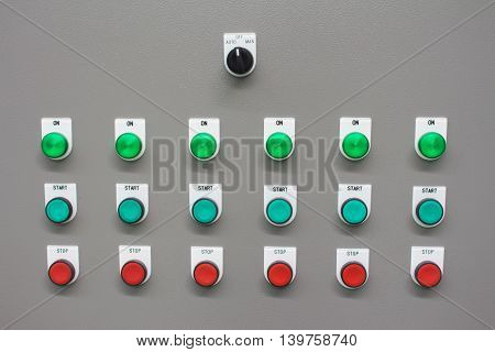 Fire control cabinet electricity, box, switch, automatic, industrial,