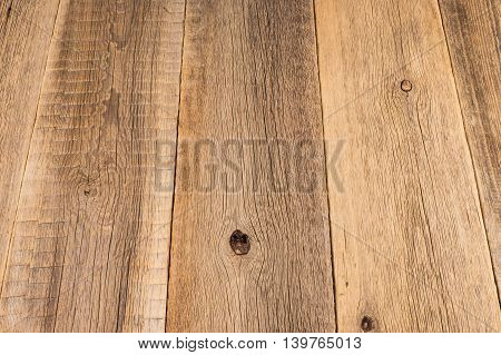Wooden planks background Texture of wood background closeup