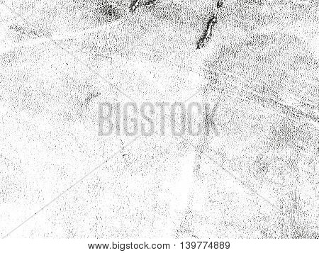 Distressed overlay texture of natural leather grunge vector background. abstract halftone vector illustration