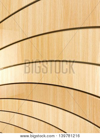 Pattern of wooden timber panel plank texture background.