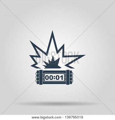 Tnt Dynamite Bomb Icon
