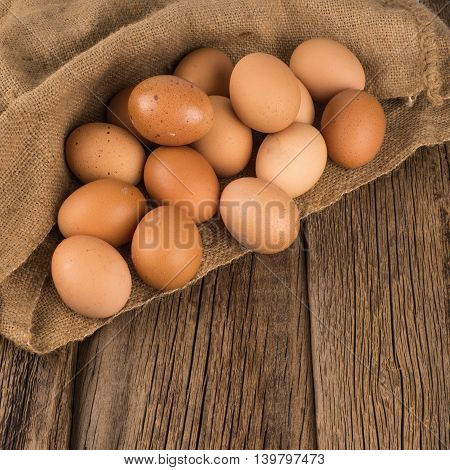 Eggs. Texture of wood background closeup. Eggs. Texture of wood background closeup.